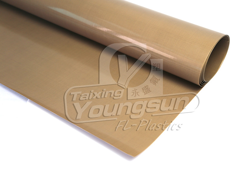 Non Stick Ptfe Fabric Has High Ptfe Content Good Release
