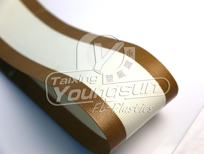 Ptfe Heavy Belt Great Release And Long Lifetime For