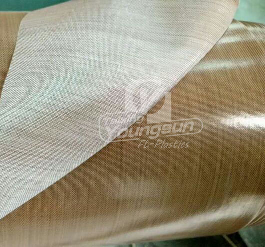 One Side Teflon Coated Fabric A Cost Effective Release